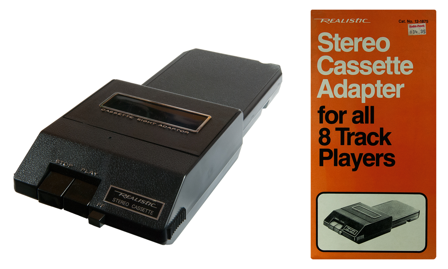 8 track adapter row 1