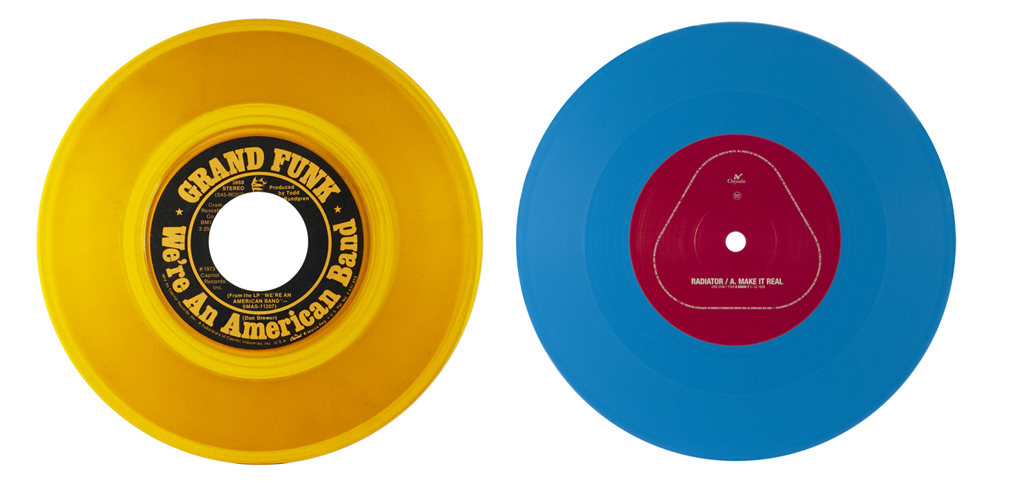 colored vinyl row 2